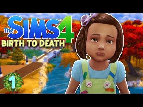 The Sims 4 - THE BEGINNING! | Sims 4 Birth to Death Ep.1 |