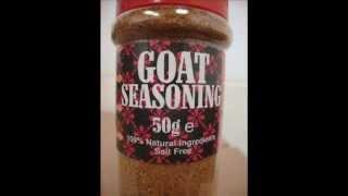 Goat Seasoning Salt Free Pictures.gino Latino