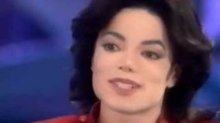 Michael Jackson and Lisa Marie Presley Interview Part 7/7