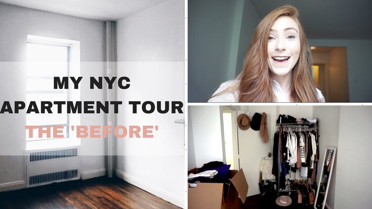 My New Nyc Apartment Tour The Before Retroflamehomenyc