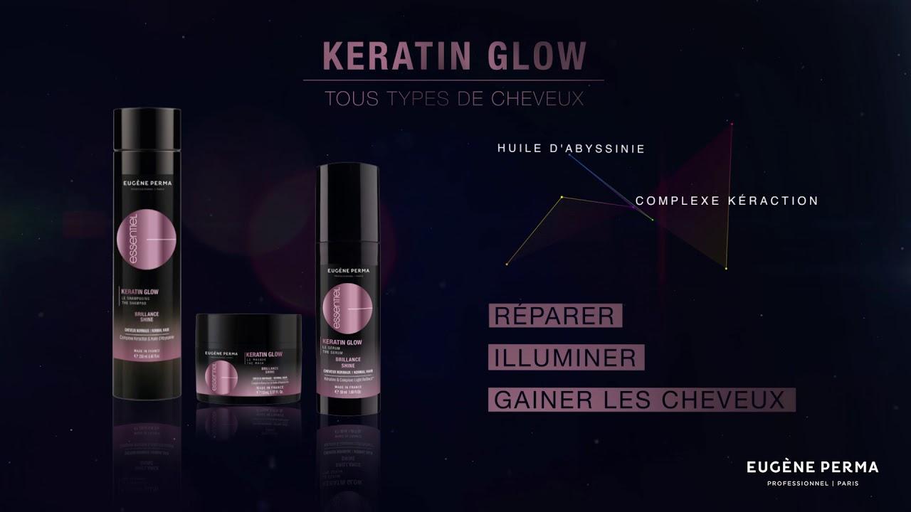 Keratin 50ml Sérum Eugène Glow Perma L5Aj34Rq