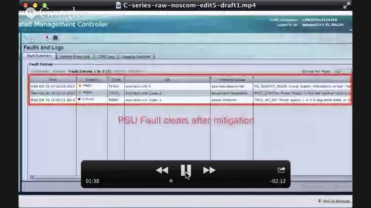 UCS Tech Talk: Demystifying Monitoring for Cisco UCS Manager and Standalone  C-Series Servers
