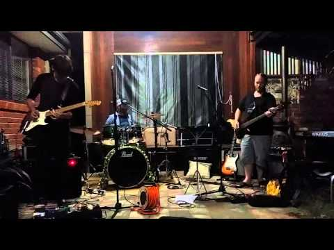 Voodoo Chile - SRV - Cover by James Hood (Guitar) Jason Fados  (Drums) and David Hartney (Bass)