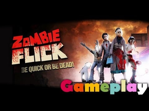 ZOMBIE FLICK : Gameplay on Android HD