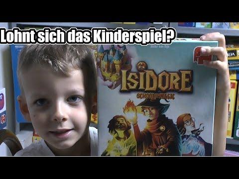 Isidore (Jumbo) - ab 6 Jahre - Elias findet es super .... Papa findet es langweilig