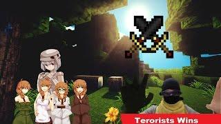 Türkçe Minecraft Mod Tanıtımları : Bölüm 3 - *İNANILMAZ GÜZEL KIZ YARATIKLAR! VE ADMİN KILIÇLARI!*