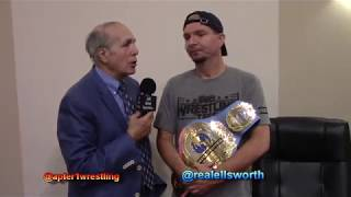 WHAT JAMES ELLSWORTH DID RIGHT BEFORE HIS WWE RETURN & IT INCLUDES ANDY KAUFMAN!