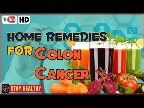 11 Powerful Home Remedies For Colon Cancer Youtube