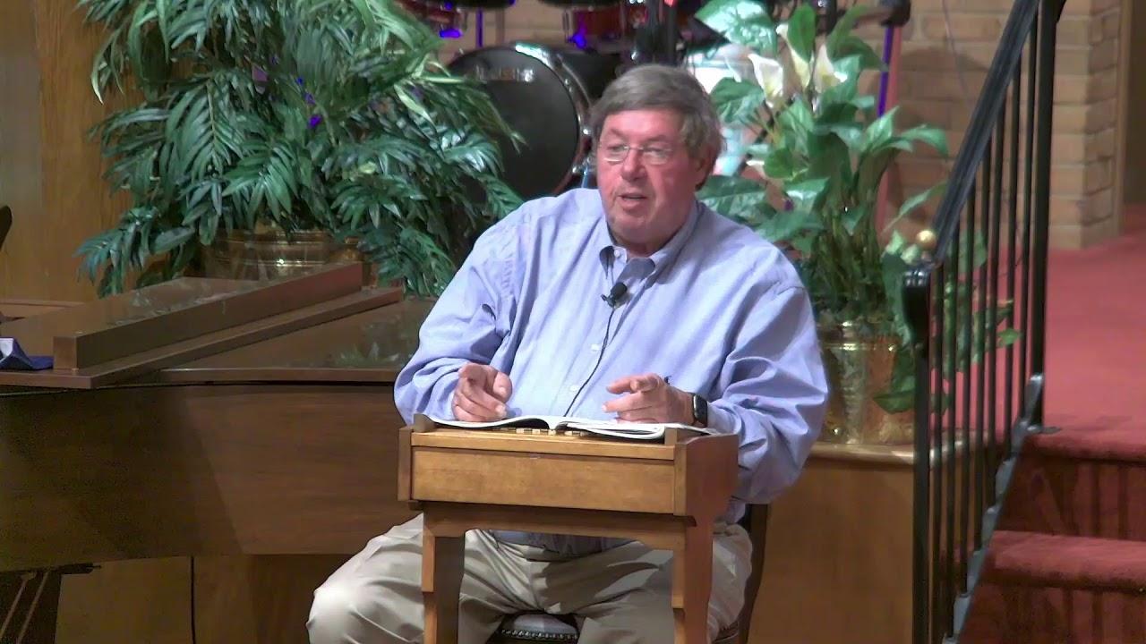GroveGroups Adult Sunday School Lesson @ OGBC (Oct. 25, 2020)
