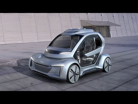 Italdesign Pop.Up Next - Flying Autonomous Car developed with Audi & Airbus