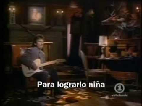 George Harrison - Got My Mind Set On You (  Subtitulado )