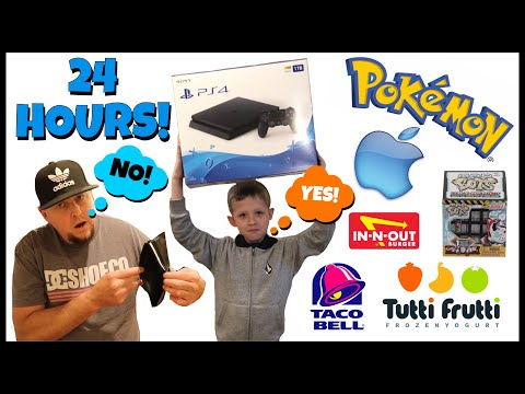 24 HOURS OF YES | PARENTS CAN'T SAY NO!