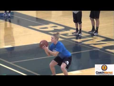 Jerry Krause Triple Threat Stance www.coachmarket.net  video