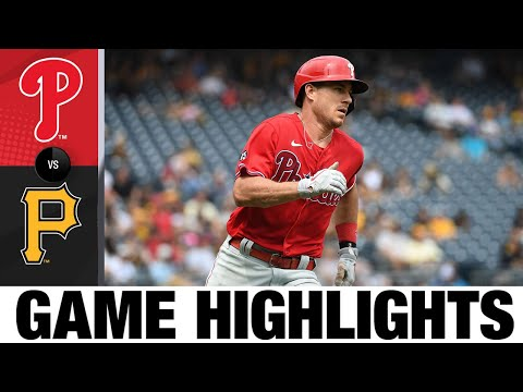 Download Phillies vs. Pirates Game Highlights (8/01/21) | MLB Highlights