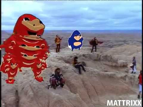 Do You Know The Way X Send Me On My Way [Song] MEME (Ugandan Knuckles)