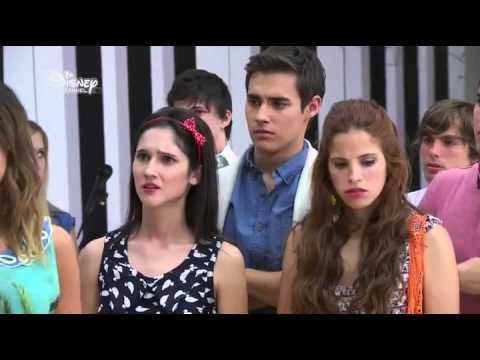 Violetta 2 - Violetta verlässt das Studio  (Folge 16) Deutsch