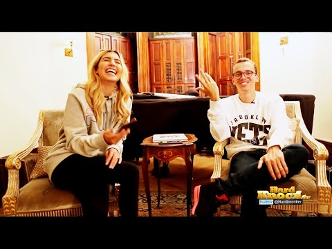 Logic & Jess Andrea Answer Fan Questions On J Cole, G-Eazy, Favorite Video Game + More