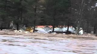 River Dee Ballater Flood
