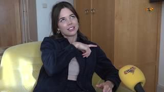 Hedda Stiernstedt om tuffa inspelningen: