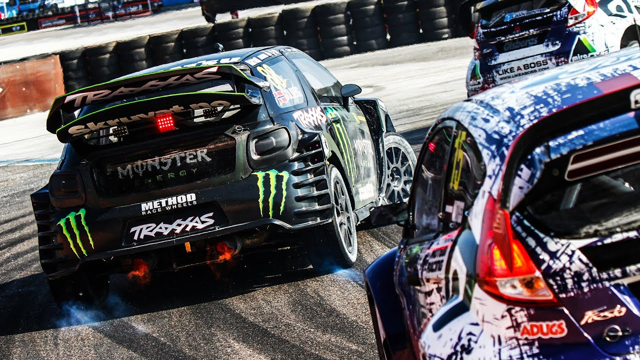 This Is World Rx The 2014 Fia World Rallycross