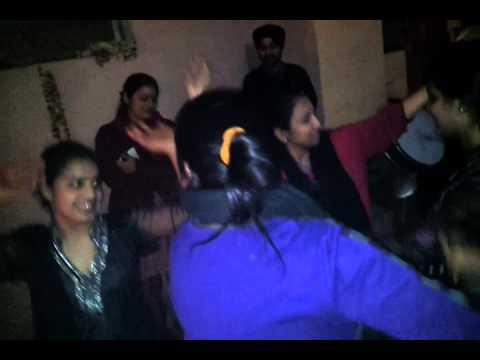 lohri celebration by punjabi's