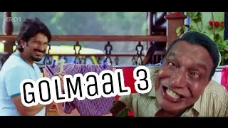 Golmaal 3 movie spoof HD || Full Funny video || Karan Kargwal || 2017