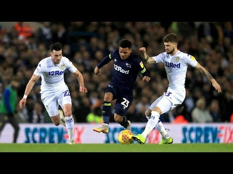 SHORT MATCH HIGHLIGHTS | Leeds United Vs Derby County