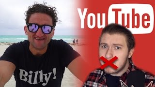 YouTube to Lose $750 Million in Boycott? Casey Neistat is BACK! YouTuber Kids Channels Are Creepy