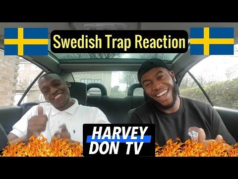 Swedish Trap Reaction!