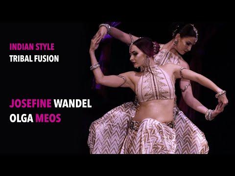 Josefine Wandel & Olga Meos / Tribal Fusion Indian Style Dance / MANTRA