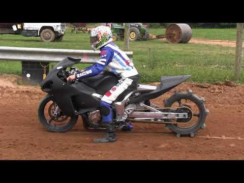 Suzuki Hayabusa @ Mountaineer Dirt Drags