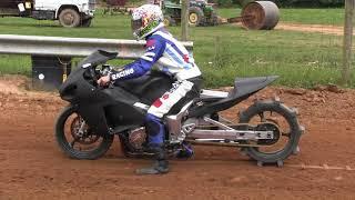 Suzuki Hayabusa @ Mountaineer Dirt Drags thumbnail