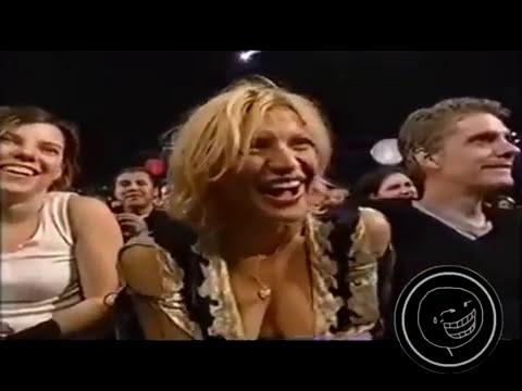Джим Керри хипует на вручении премии MTV Awards (RUS)