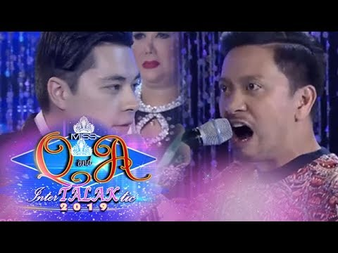 It's Showtime Miss Q and A: Jhong challenges Greg to a showdown!