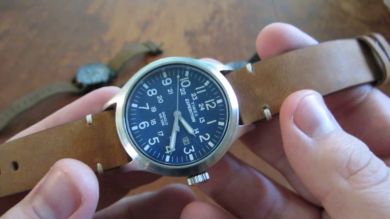 1069f8ef7 Timex Expedition Scout Overview (TW4B01800). Affordable Watch Collector