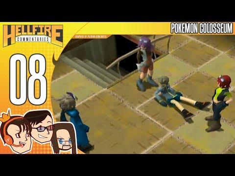 Pokémon Colosseum playthrough [Part 8: Miror B. Peons Reath and Ferma]
