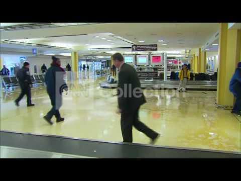 REAGAN NATL AIRPORT- WATER LEAK