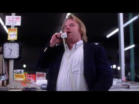 Punch Drunk Love  Adam Sandler and Philip Seymour Hoffman phone