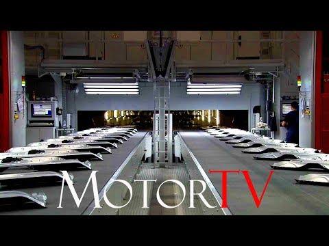 CAR FACTORY : BMW 3 SERIES (F30) PRODUCTION l MUNICH PLANT l PRESS SHOP l Clip