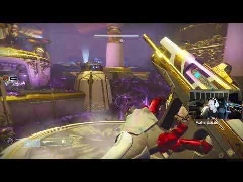 Destiny 2 - Calus 2 Phase Kill (Raid Final Boss)