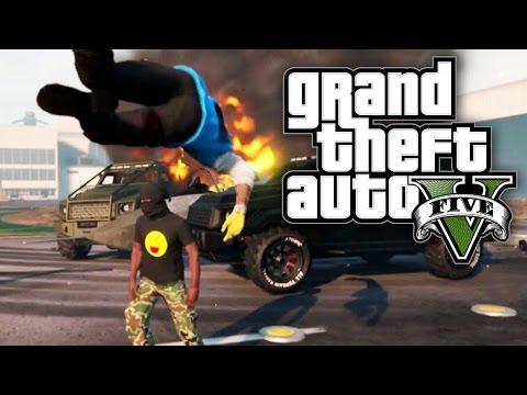 GTA 5 Online HEISTS - Series Of A Funding - DRUG DEAL HEIST! (GTA V Online)