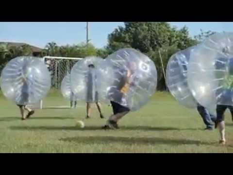Cape Coral Christian School- Bubble Soccer Video by TY Jackson
