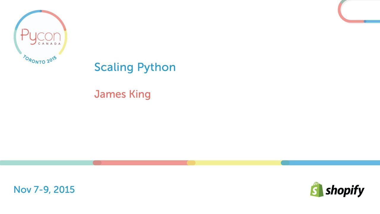 Image from Scaling Python