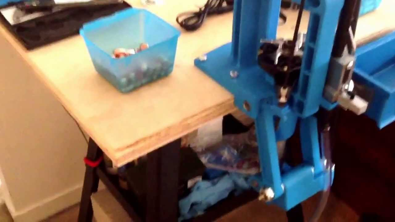 Compact Space Reloading Bench Youtube