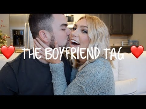 The Boyfriend Tag | meet my boyfriend