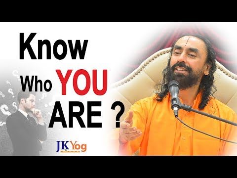 Self Awareness - Know Who You are and Uplift Yourself | Swami Mukundananda
