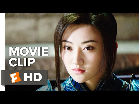 The Great Wall Movie CLIP - Bow (2017) - Matt Damon Movie