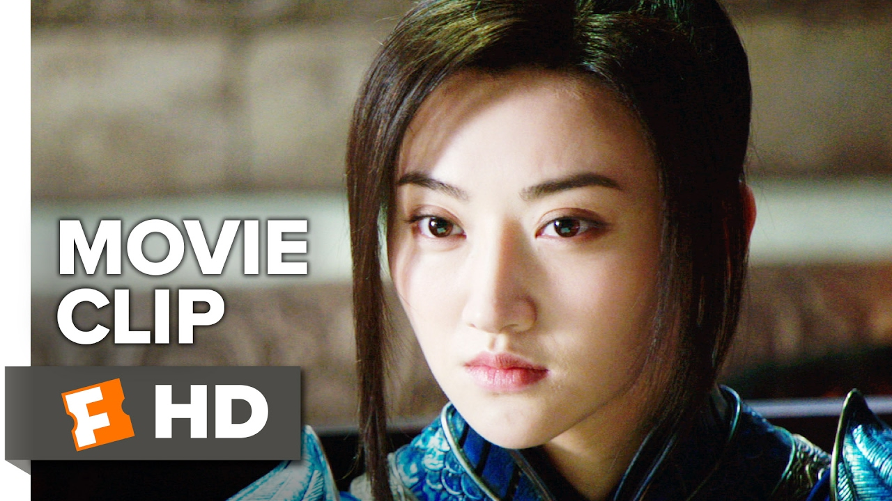 The Great Wall Movie Clip Bow 2017 Matt Damon Movie Youtube