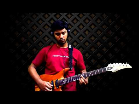 Aashiqui 2 Love Theme [Guitar Cover-Rwitam]