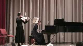 Play Sonatina For Violin & Piano In G Minor, D. 408 (Op. Posth. 137/3)